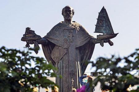 عکسهای جالب,عکسهای جذاب,سنت نیکولاس