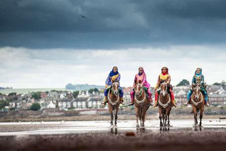 عکسهای جالب,عکسهای جذاب,زنان گارد سلطنتی