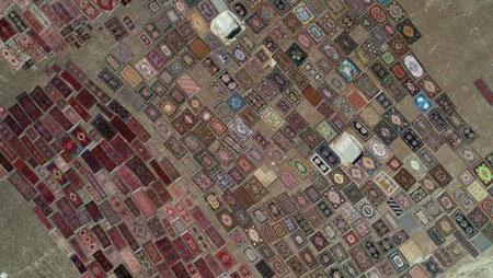 عکسهای جالب,عکسهای جذاب, قالی