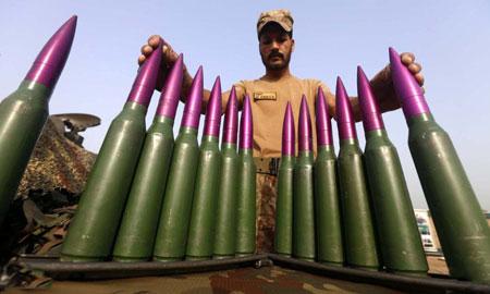 عکسهای جالب,عکسهای جذاب,سرباز ارتش پاکستان