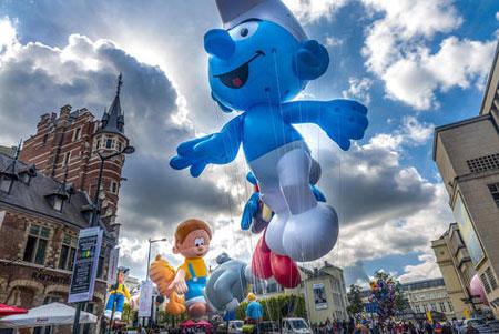 عکسهای جالب,عکسهای جذاب,جشنواره کُمیک