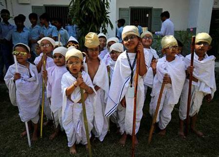 عکسهای جالب,عکسهای جذاب,مهاتما گاندی