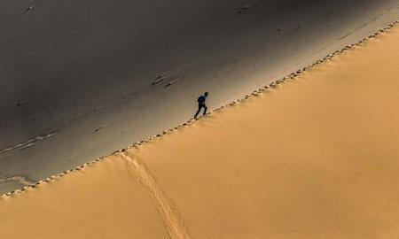 عکسهای جالب,عکسهای جذاب,کوهنورد