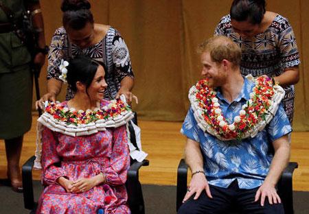 عکسهای جالب,عکسهای جذاب ,شاهزاده هری و مگان مارکل