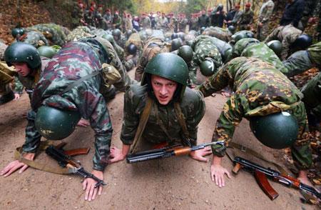 عکسهای جالب,عکسهای جذاب, کلاه ویژه نظامی