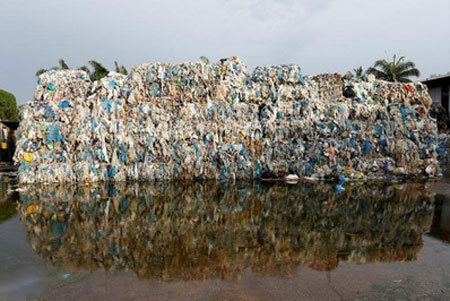 عکسهای جالب,عکسهای جذاب, زباله های پلاستیکی