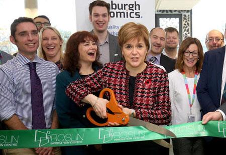 عکسهای جالب,عکسهای جذاب, وزیر اول اسکاتلند