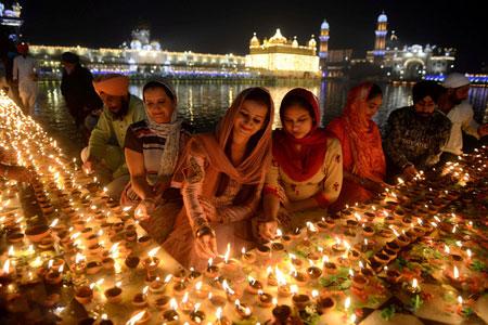 عکسهای جالب,عکسهای جذاب,سیک های هندی