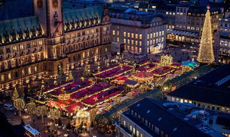 عکسهای جالب,عکسهای جذاب, بازار کریسمس