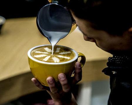 عکسهای جالب,عکسهای جذاب,جشنواره قهوه