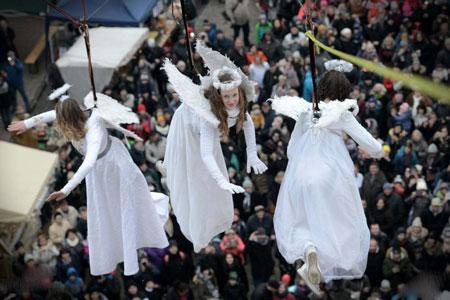 عکسهای جالب,عکسهای جذاب,زنان نماد فرشته