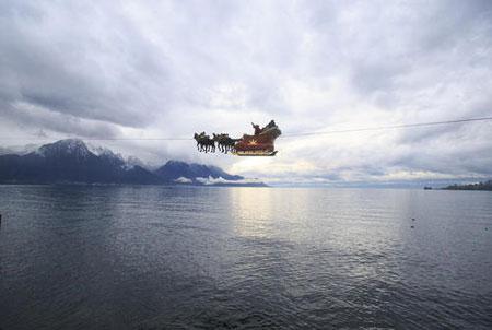 عکسهای جالب,عکسهای جذاب,بابانوئل