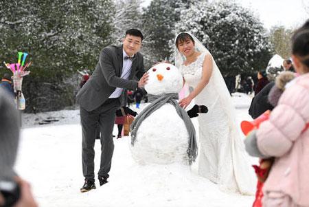 عکسهای جالب,عکسهای جذاب,عروس و داماد چینی