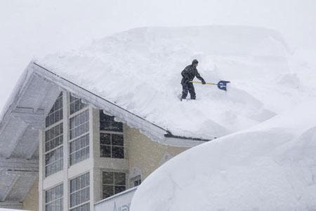 عکسهای جالب,عکسهای جذاب, برف