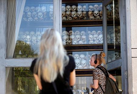 عکسهای جالب,عکسهای جذاب,نمایشگاه استخوان