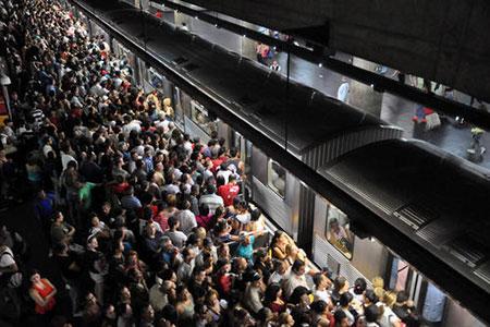 عکسهای جالب,عکسهای جذاب, مترو