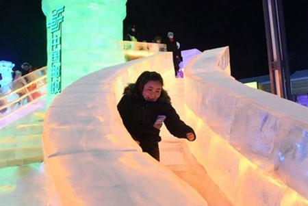 عکسهای جالب,عکسهای جذاب,فستیوال برف
