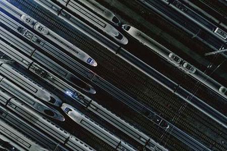 عکسهای جالب,عکسهای جذاب,قطارهای سریعالسیر