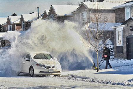عکسهای جالب,عکسهای جذاب,برف