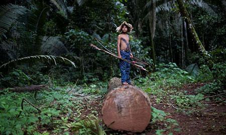 عکسهای جالب,عکسهای جذاب,کودک بومی