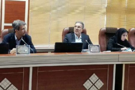 تنش لفظی در شورای کلانشهر اراک و مصوبه ای که به تصویب نرسید
