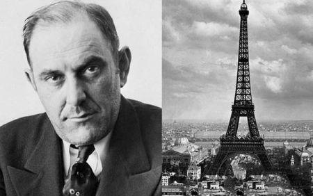 اخبار,اخبار گوناگون,کلاهبرداری که دو بار برج ایفل را فروخت