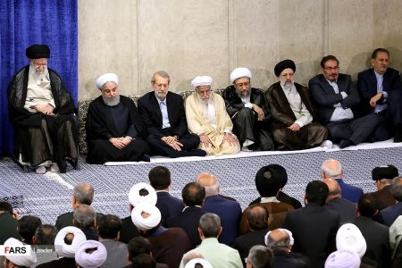 اخبار,عکس خبری,دیدار مسئولان نظام با رهبر معظم انقلاب اسلامی