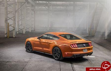 اخبار,دنیای خودرو,مدل جدید فورد موستانگ