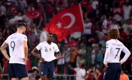 اخبار,اخبار ورزشی,دیدار تیم ملی فرانسه و ترکیه