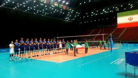 اخبار,اخبار ورزشی,تیم والیبال جوانان ایران در قهرمانی جهان