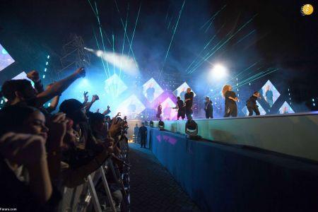 اخبار,اخبارفرهنگی وهنری,نخستین کنسرت عمومی موسیقی پاپ غربی در عربستان