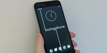 اخبار,موبایل،لب تاپ وتبلت,گوشی بورینگ فون