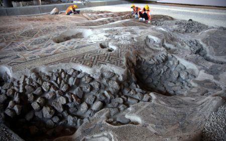 اخبار,اخبارگوناگون, بزرگترین اثر موزاییکی باستانی جهان در ترکیه