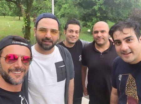 اخبار,اخبار فرهنگی,امین حیایی و احسان علیخانی