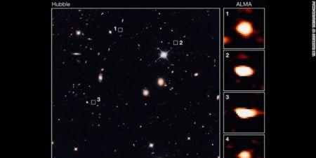 اخبار علمی ,خبرهای علمی,کهکشان نامرئی