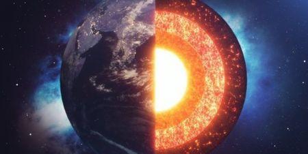 اخبار علمی ,خبرهای علمی,هسته زمین