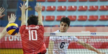 اخبار,اخبار ورزشی,تیم ملی والیبال نوجوانان ایران