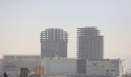 اخبار,اخبار اجتماعی,آلودگی هوا در اصفهان