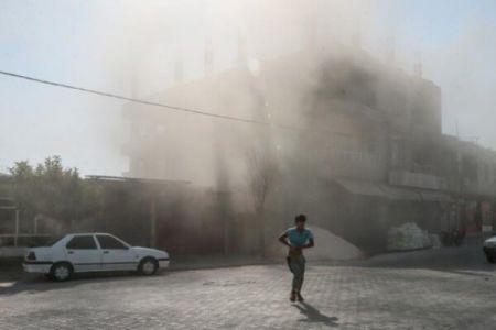 اخبار,اخبار بین الملل,حمله راکتی شبه نظامیان کُرد به شهر مرزی ترکیه