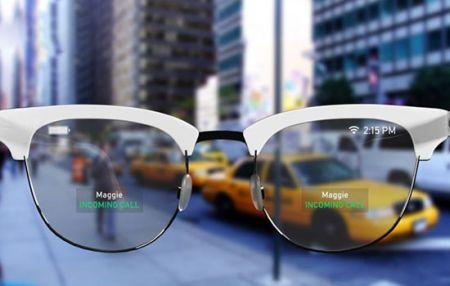 اخبار,اخبارتکنولوژی, عینک واقعیت افزوده اپل