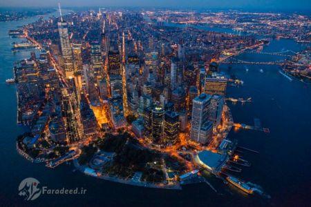 اخبار,اخبارگوناگون,شهرهای بزرگی که روی آب بنا شدند