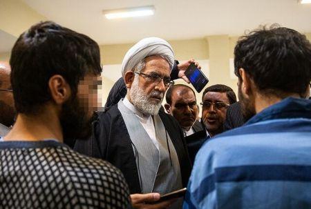 دادستان کل کشور: همه دستگیرشدگان حوادث سهمیه بندی بنزین از وضعیت زندان و نگهداریشان راضیاند