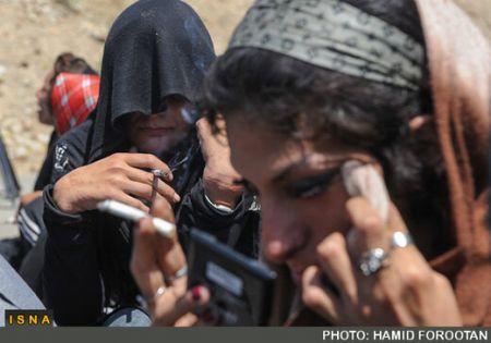واکنش استانداری تهران به زندگی زنان کارتنخواب در گورهای خالی