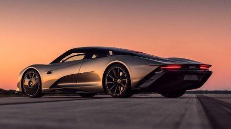 اخبار,دنیای خودرو, هیولای جدید مکلارن با سرعت بیش از ۴۰۰ کیلومتر در ساعت