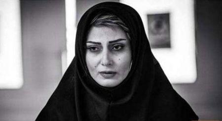 اخبار,اخبارفرهنگی وهنری,بازیگرزن ایرانی که موی سرخودراتراشید