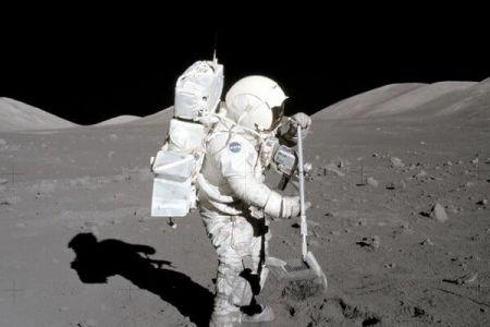 اخبار,اخبار علمی,بررسی ذرات غبار ماه