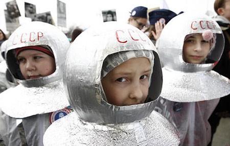 عکسهای جالب,عکسهای جذاب,لباس فضانوردی