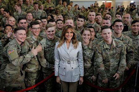 عکسهاي جالب,عکسهاي جذاب,ملانيا ترامپ