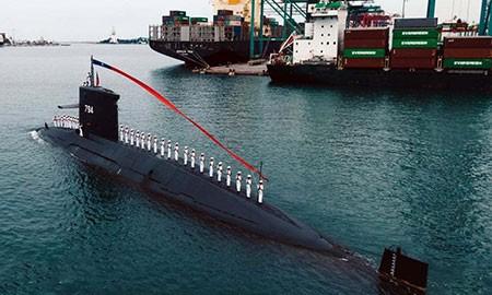 عکسهای جالب,عکسهای جذاب,زیردریایی