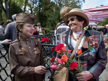 عکسهاي جالب,عکسهاي جذاب, کهنه سرباز جنگ جهاني